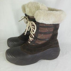 Columbia Women's Sierra Summette Boots Size 8